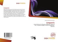 Обложка Lengvenis