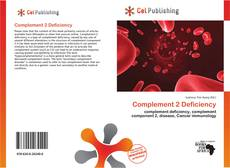 Bookcover of Complement 2 Deficiency