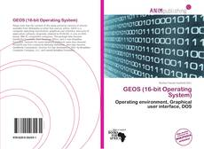 Capa do livro de GEOS (16-bit Operating System)
