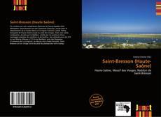 Copertina di Saint-Bresson (Haute-Saône)