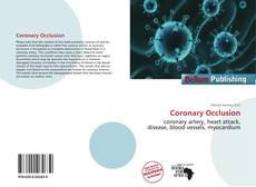 Coronary Occlusion kitap kapağı