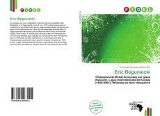 Couverture de Eric Boguniecki