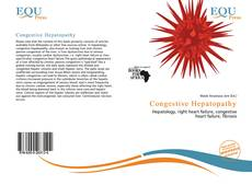 Couverture de Congestive Hepatopathy