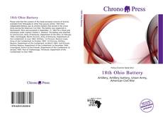 Bookcover of 18th Ohio Battery