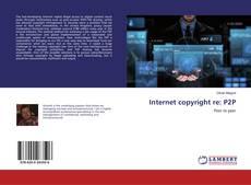 Copertina di Internet copyright re: P2P