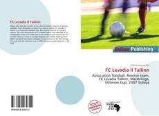 Обложка FC Levadia II Tallinn