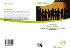 Couverture de Rudy Vallée
