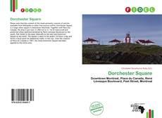 Buchcover von Dorchester Square