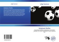 Sulejman Hoxha的封面