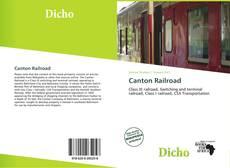 Canton Railroad kitap kapağı