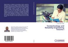 Bookcover of Terotechnology and Reliability Engineering Volume I