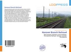 Bookcover of Hanover Branch Railroad