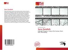 Bookcover of Sara Zandieh