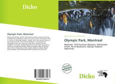 Bookcover of Olympic Park, Montreal
