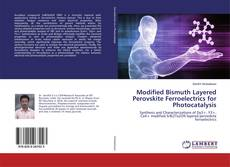 Couverture de Modified Bismuth Layered Perovskite Ferroelectrics for Photocatalysis