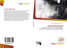 Ironton Railroad kitap kapağı
