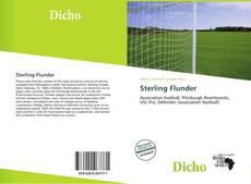 Buchcover von Sterling Flunder