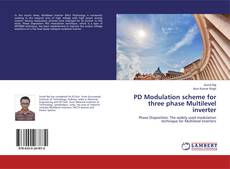 Buchcover von PD Modulation scheme for three phase Multilevel inverter