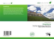 Borítókép a  Kogelberg - hoz