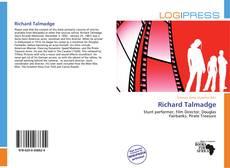 Richard Talmadge kitap kapağı
