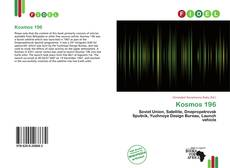 Bookcover of Kosmos 196