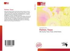 Bookcover of Palmer, Texas