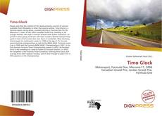 Bookcover of Timo Glock