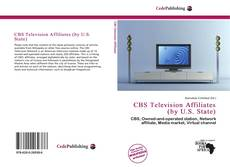 CBS Television Affiliates (by U.S. State) kitap kapağı