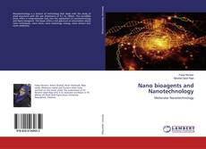 Portada del libro de Nano bioagents and Nanotechnology