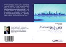 Capa do livro de An Afghan Model of Land Readjustment