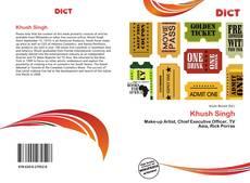 Bookcover of Khush Singh