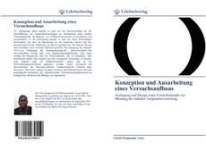 Buchcover von Konzeption und Ausarbeitung eines Versuchsaufbaus