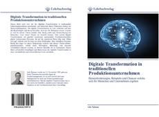 Buchcover von Digitale Transformation in traditionellen Produktionsunternehmen