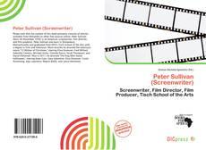 Peter Sullivan (Screenwriter)的封面