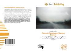Bookcover of Ricardo Rodríguez (Racing Driver)