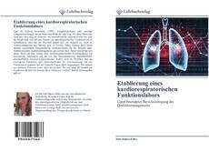 Etablierung eines kardiorespiratorischen Funktionslabors kitap kapağı