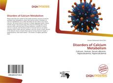 Portada del libro de Disorders of Calcium Metabolism