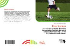 Bookcover of Peter Vermes