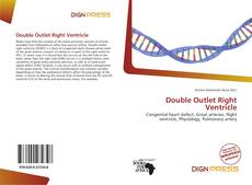 Bookcover of Double Outlet Right Ventricle