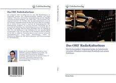 Couverture de Das ORF RadioKulturhaus