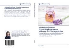 Buchcover von Aromapflege beim Hämodialysepatienten während der Shuntpunktion