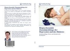 Copertina di Biopsychosoziale Zusammenhänge der Depression und des Diabetes