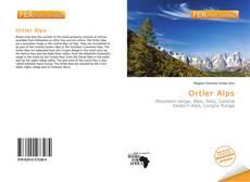 Copertina di Ortler Alps