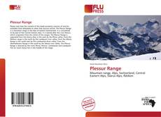 Bookcover of Plessur Range