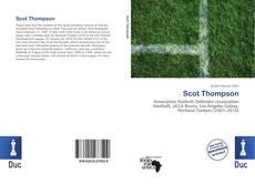 Buchcover von Scot Thompson