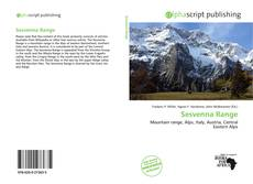 Bookcover of Sesvenna Range