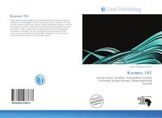 Bookcover of Kosmos 101