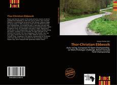 Portada del libro de Thor-Christian Ebbesvik