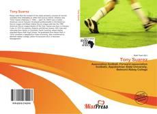 Capa do livro de Tony Suarez