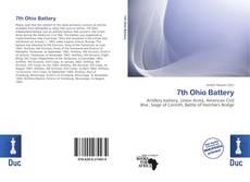 Bookcover of 7th Ohio Battery
